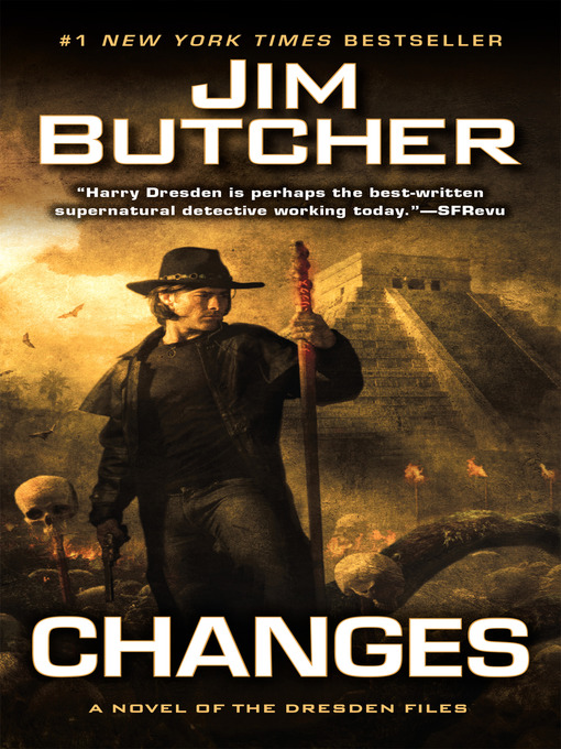 Title details for Changes by Jim Butcher - Available